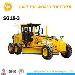 Shantui 180HP Bewegungssortierer Sg18-3 mit Dieselmotor