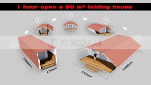 20ft ampliable prefabricados estándar Australia Camping Apartamento Edificio Casa contenedor