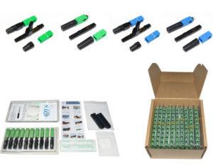 Gpon Premium Epon amostra grátis Sc APC FTTH UPC ficha rápida rápida de Fibra Óptica