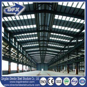 Мастерская стальной структуры низкой цены Китая полуфабрикат светлая