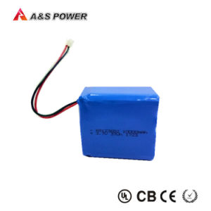 Аккумуляторы высокой емкости аккумуляторной батареи Lipo 10AH литий Pack с PCM