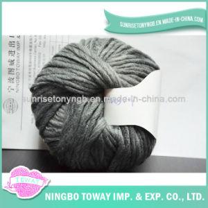 Lado de malhas de Fiação de cores de fios de lã pura