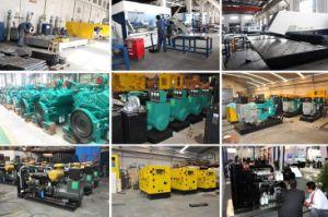 세륨 승인되는 350kw 437kVA 디젤 3 단계 발전기