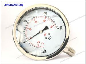 Манометр пробки Bourdon Og-019/радиальный манометр держателя направления