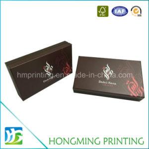 Logotipo personalizado único embalaje Caja de chocolate de regalo