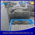 Tubo flessibile di muggito dell'acciaio inossidabile dell'assorbitore/dm di vibrazione dell'acciaio inossidabile di alta qualità