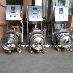 Pompa ad acqua centrifuga sanitaria industriale dell'acciaio inossidabile Bls15-24