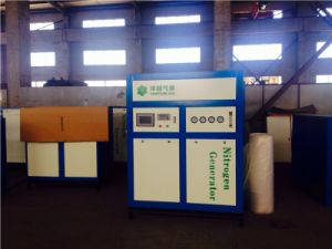식품 산업을%s 15nm3/H 99.9% 질소 발전기