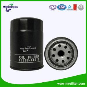 Filtro de aceite de Toyota 15600-41010 fo