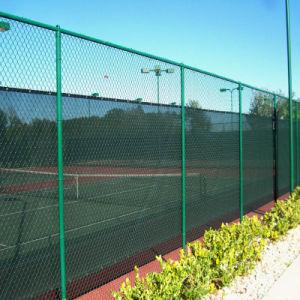 Wire Mesh cerca metálica Stadium Barreira de Segurança