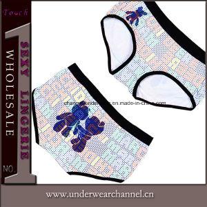En venta cómodo dama moda ropa interior Sexy Bragas Tanga mujer breve (TBJ018)