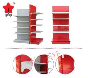 Série européenne d'étagère de supermarché d'étalage en métal (HY-35)