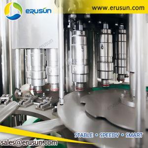 Frasco de vidro de Enchimento a Frio máquina de enchimento de Bebidas carbonatadas