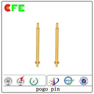 Connettore di batteria caricato a molla di Pin di Pogo dei connettori del TUFFO