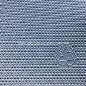 De Sporten die van pvc voor Multifunctionele Gem patroon-4.5mm van de Gymnastiek Dikke Hj21301 vloeren
