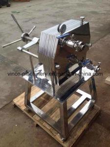 Filterpresse für Fruchtsaft