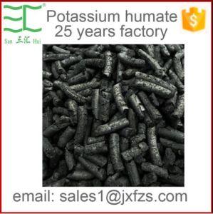 De Oplosbaarheid van het Hoogwater van de Vlok van Humate van het kalium