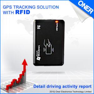 Rastreador de GPS en tiempo real para anti robo