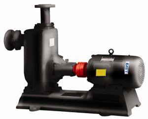 CE&SGSの証明書が付いている自動プライミング水平の下水ポンプ