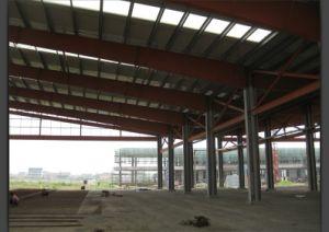 Edificio de la estructura de acero/taller de la estructura de acero (SSW-285)