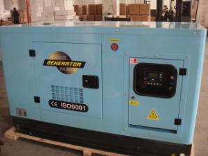 Большой с генераторной установкой идеальный пакет электропитания