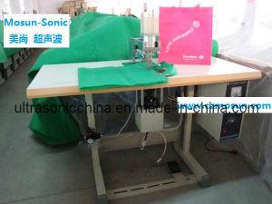 Welding ultrasonique Machine pour Handle de Bag