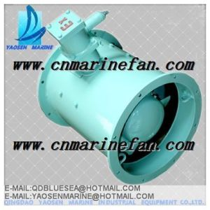Cbz Marine ventilateur axial Explosion-Proof ventilateur d'échappement