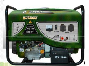 Générateur à essence (D7500E)