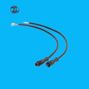普及した速い電気押しワイヤーコネクターを接続する