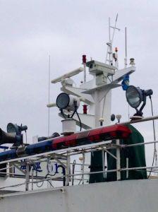 16km de Camera van kabeltelevisie van de Thermische Weergave PTZ van de Opsporing van het Voertuig