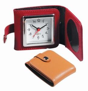 Horloge de poche en cuir (KV705)