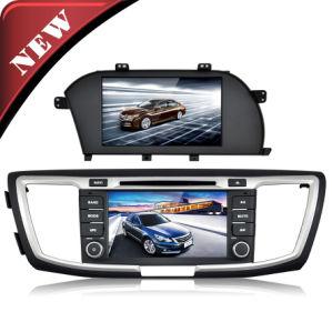 New Honda Accord 2013 2014년을%s GPS를 가진 차 DVD