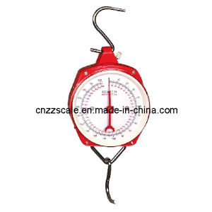25kg Mechanical Hanging Scale (ZZG-102)
