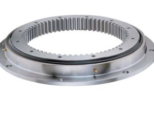 Flange do Rolamento giratório para equipamentos de mineração (VLA200844N)