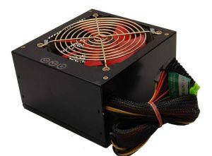 500W 80plus 청동색 PC 전력 공급