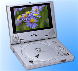Lecteur DVD portatif (8028S)