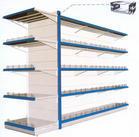 Armoire d'affichage de présentoir d'épicerie d'aménagement en métal (HY-101)