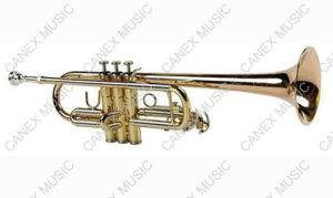Trombeta-chave de nível médio C (CTR-645L)