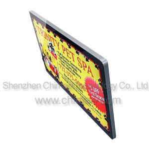 47inch 벽 LCD 텔레비젼 전시