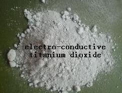 電気伝導性チタニウム二酸化物(ECT-100)、インク、コーティング、プラスチックのための白い伝導性の顔料