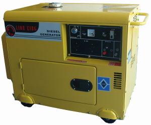 De diesel Reeks van de Generator (Stil Type (3kw))