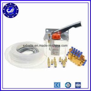 CNC 대패 기름 윤활 펌프 수동 기름 윤활 펌프