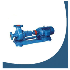 Pompa per acque luride resistente alla corrosione delle impurità di Pwf