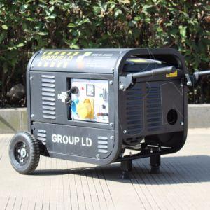 Bison 2KW 2kVA pequenos geradores de gasolina portáteis de uso doméstico