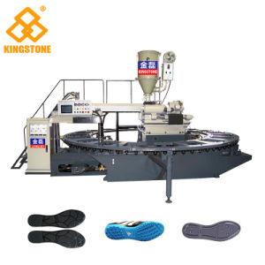 Couleur unique automatique du caisson de nettoyage Semelle TPU Tr / Sole Making Machine