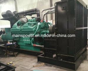 1400kVA Cummins Dieselhauptgenerator des generator-Kta50-G3 Cummins der energien-1250kVA