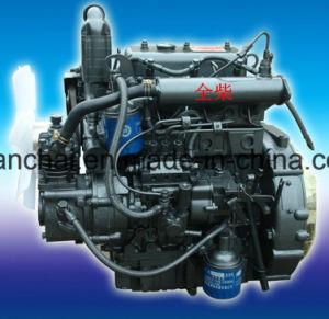 25HP aan 75HP de Dieselmotor van de Paardekracht voor de Tractor QC385bt van het Landbouwbedrijf