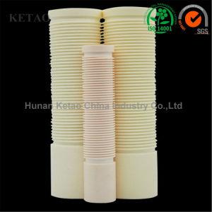 Le filetage du tube en céramique d'alumine 99%