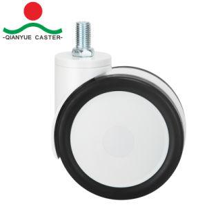 Медицинские Пластиковые ролики двойное колесо