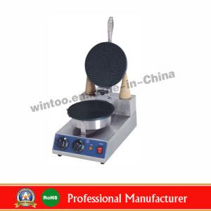 Compteur Wintoo haut double cône de la plaque en acier inoxydable Baker pour Top-Rated